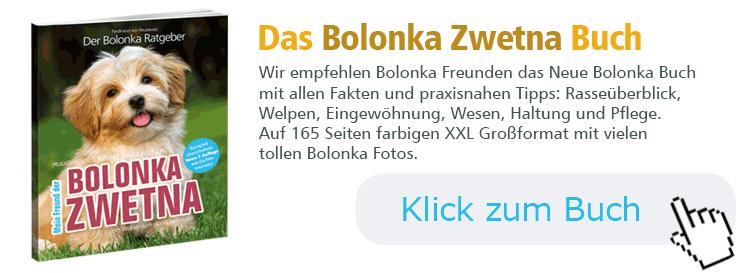 Bolonka Zwetna Ratgeber Buch